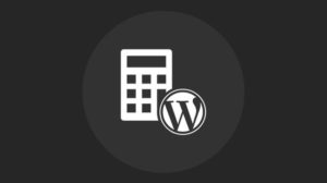 Калькулятор для сайта на WordPress