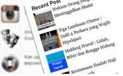 Advanced Most Recent Posts: последние записи с миниатюрами в WordPress
