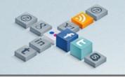 3d кнопки для сайта на CSS— подписка на социальные сети