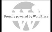 Как убрать фразу «Сайт работает на Вордпресс»?