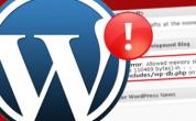Типичные ошибки и проблемы WordPress