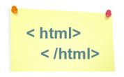 Основы HTML для начинающих