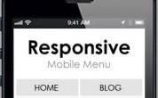 Меню для мобильной версии сайта на WordPress: эффективные методы создания