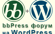 WordPress: форум на сайт, установка и настройка