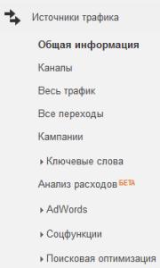 Гугл Аналитик: как пользоваться