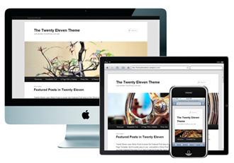 выбрать тему WordPress для блога