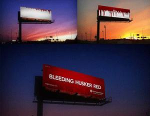 билборд - вид тизерной рекламы
