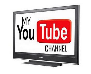 создание своего канала на Youtube