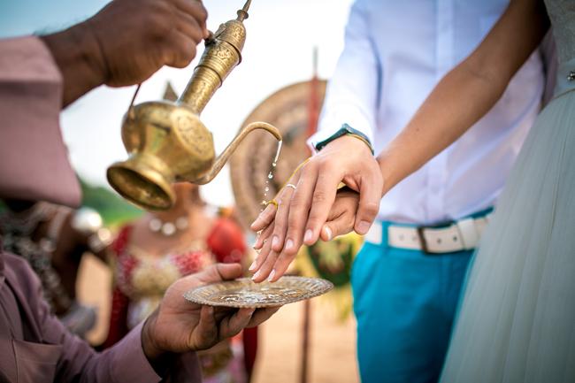 буддийский обряд