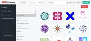 Online Logo Maker для создания логотипов