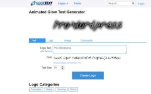 Как нарисовать логотип для сайта