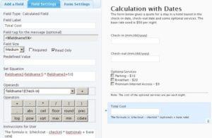 Как создать калькултор для сайта на Вордпресс: плагины