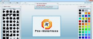Как сделать логотип для сайта самому бесплатно