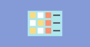 Адаптивные таблицы для WordPress