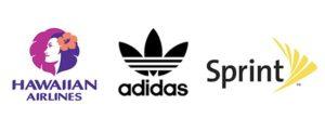 Комбинированный логотип для сайта