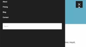 Адаптивное меню для WordPress с помощью кода