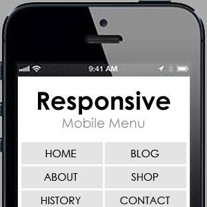 Как сделать мобильное меню для сайта на WordPress