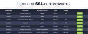 SSL-сертификаты от Велл-Веб