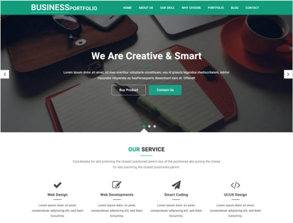 sajt-portfolio-na-wordpress-business